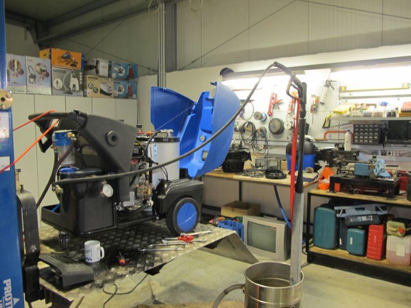 Werkstatt MPR